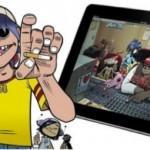 Gorillaz Do the iPad